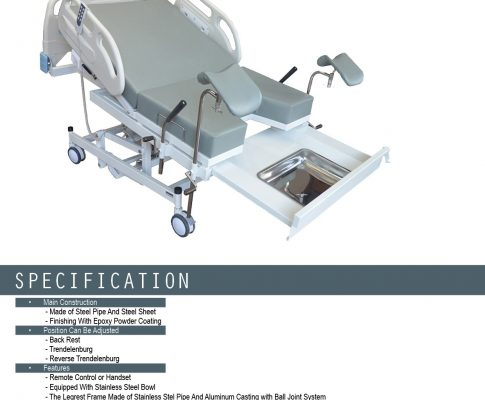Choosing a Good Patient Bed and Examination Bed